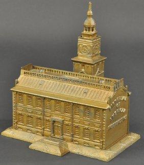 Independence Hall Still Bank