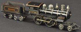 Ives No. 40 Engine & Tender