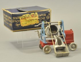 Boxed Kenton Jaeger Cement Mixer