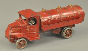 Arcade Mack Gas Truck