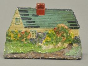 Cottage Doorstop