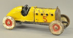 Hubley No. 5 Racer