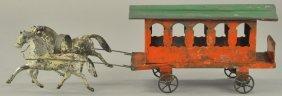 Horse Drawn Trolley