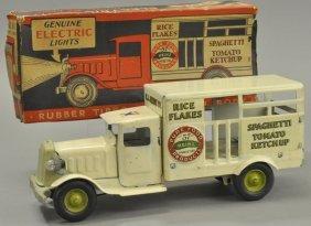 Metalcraft Heinz Pickle Truck W/box