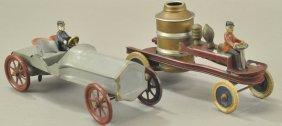 Wilkens Auto Racer & Kingsbury Pumper