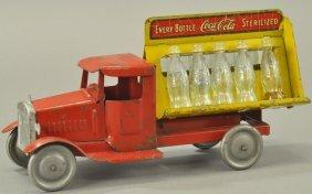 Metalcraft Coca Cola Truck