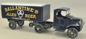 New Era Ballantine's Ales Beer Truck