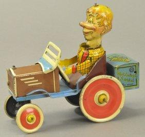 Mortimer Snerd Tricky Auto