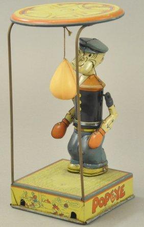 Popeye Overhead Puncher