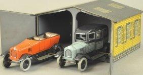 Bing Garage W/two Autos