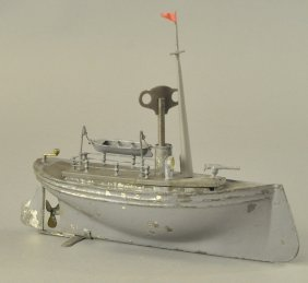 Heller Et Coudray Battleship