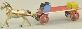 Distler Delivery Cart Penny Toy