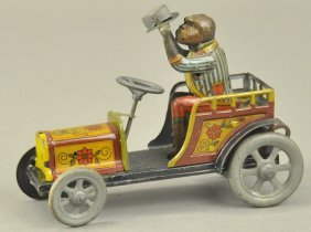 Distler Monkey Driving Auto