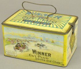 Winner Cut Plug Tin