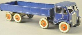 Clockwork Flat Bed Truck