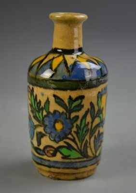 Persian Color Vase