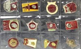 Eighty Six Chinese Mao Badges
