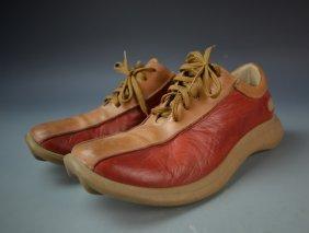 Pair Of Fancy Men's Shoes