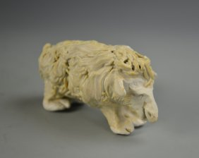 Scottish Pottery Sheep