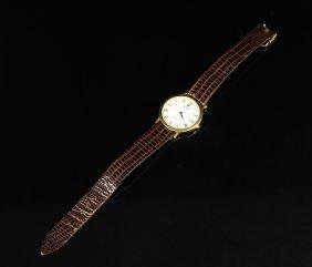 Raymond Weil Gold Watch