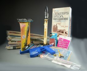 Vintage Rocket Kit