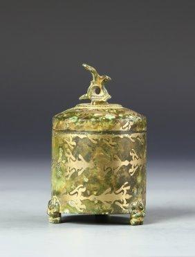 Chinese Metal Censer