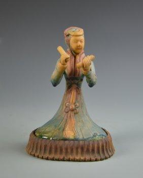 Chinese Music Figure
