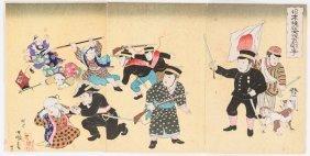Utagawa Kokunimasa (1874 - 1944)