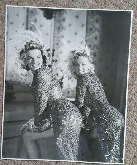 Marilyn Monroe Silver Gelatin.