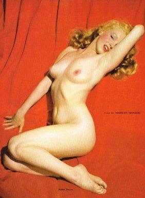 Marilyn Monroe Vintage Golden Dreams.