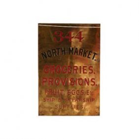 2049-344 North Market Groceries Provisions