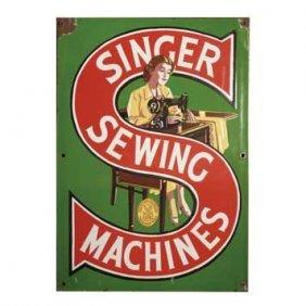 2052-Singer Sewing Machines