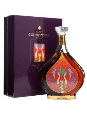 Courvoisier Cognac Nib Erte Xtra Vendange