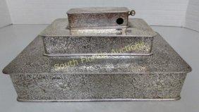 Tiffany & Co Humidor Cigar Box Sterling Silver
