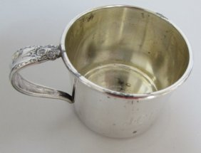 International Prelude Baby Cup Sterling Silver