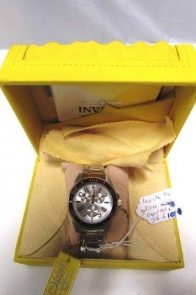 Invicta Pro Diver Day Date Wristwatch W Watch Box