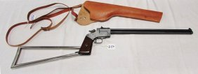 Marbles Game Getter 1921 Over Under Rifle