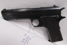 Colt 1911 Commercial .45 1920 All Matching Gov