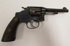 Smith & Wesson Revolver 38 Handgun Police