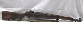 Springfield M1 Garand 30 Cal Rifle
