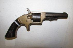 Springfield,smith & Wesson Pocket Revolver Handgun