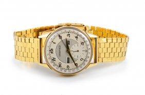 1940s Tiffany Men's Gold Watch