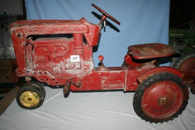Ford 900 Tractor Parts : Ford pedal tractor lot