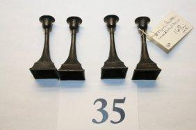 4 Candlesticks
