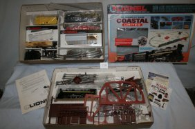 Lionel Coastal Limited Set