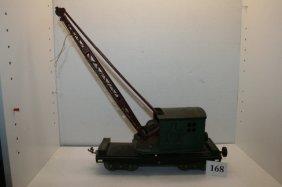 Lionel 219 Crane