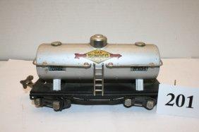 Lionel 654 Tin Tanker