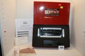 HO Proto 2000 Heritage Steam