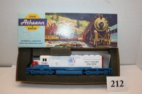 HO Athearn Southern Pacific 7347