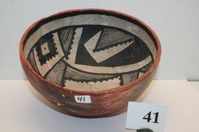Anasazi Polychrome Bowl